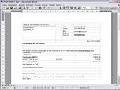 Rechnungsvordruck Word Rechnungsvorlage