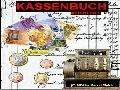 Kostenlose Finanzabrechnung Kassenbuch-Assistent