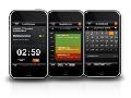 Zeiterfassung für das iPhone REPORTA Zeiterfassung